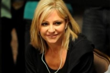 Odpolední turbo: Charita Jennifer Harmanové, Loupež v pokerové herně a další
