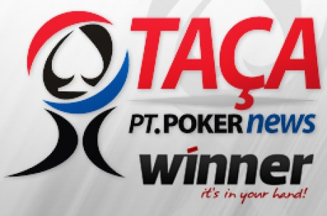 Grupos Taça da Liga PT.PokerNews na Winner Poker
