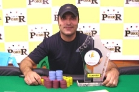 Ricardo 'RICCO' de Brusque vence o $30K GRT do PokerStars