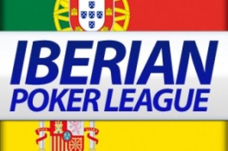 Iberian Poker League - 8 Fevereiro Joga nas mesas da PokerStars e vai ao EPT