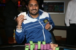 Rupinder Bedi Wins DTD Deepstack, Blonde Partners With DTD + more