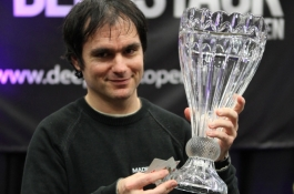 Frederic Brunet Wins Chilipoker Deepstack Poker Open