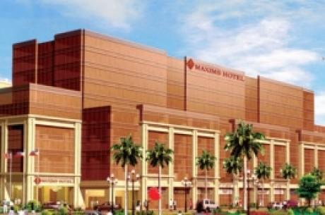 亚洲扑克新闻精选扑克室: Resorts World Manila(马尼拉名胜世界)