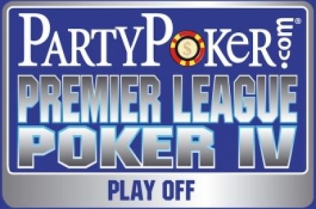 PartyPoker Premier League IV: calentando motores y a punto de despegar