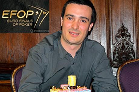 Résultats Euro Finals Of Poker (EFOP) 2010