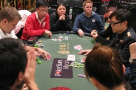 PokerStars Macau Launch Macau Poker Cup