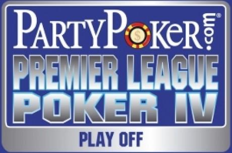 PartyPoker Premier Lyga IV. Atkrintamosios varžybos: Finalinis stalas