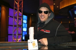 PartyPoker Premier League IV, Heat 1: Laak Lets Loose and Grabs the Victory