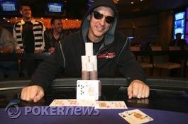 Party Poker Premier League IV, Heat 4: A Hat Trick For Phil Laak