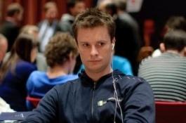 EPT Copenhaga - Andrew Pantling Chipleader Dia 1a
