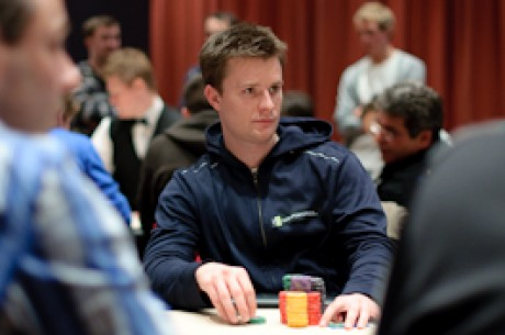 EPT Copenhagen Day 1a: Sarwer Out Early, Pantling Leads the Way