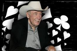"""Покер БЛОГ на Doyle Brunson: """"Трябва да водиш повече от..."""