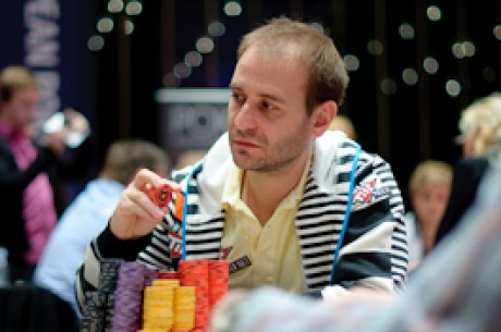 European Poker Tour Copenhagen - Roberto Romanello води след Ден 3