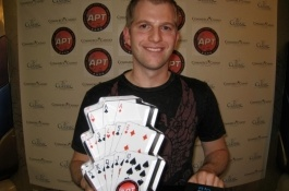 Gregory Debora LAPCで行われたAPT支援の中国ポーカーイベントで勝利
