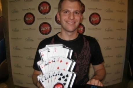 Gregory Debora, LAPC 중국 포커 토너먼트 우승