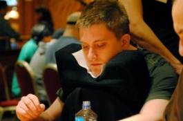 PokerStars.net North American Poker Tour Venetian Day 3: Blair Breaks Through to Chip Lead