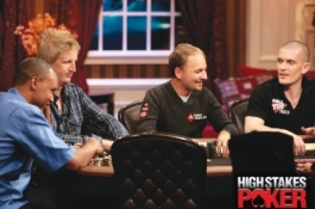High Stakes Poker - Temporada 6 - Episodio 2 en vídeo - Eli Elezra entra en acción