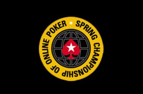 Calendário Spring Championship of Online Poker 2010 na PokerStars