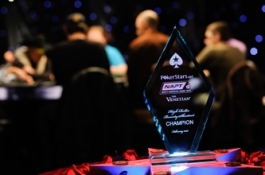 PokerStars.net North American Poker Tour High-Roller Final Table Set