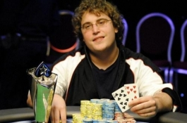 Tom Marchese Vence North American Poker Tour Venetian