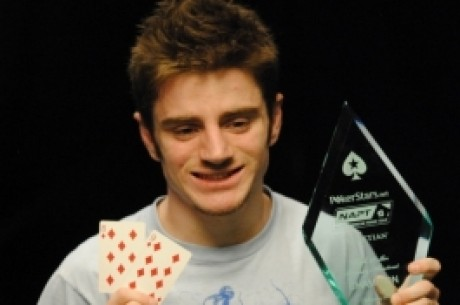 NAPT Venetian $25,000 High-Roller Bounty Shootout - Ashton Griffin е победител