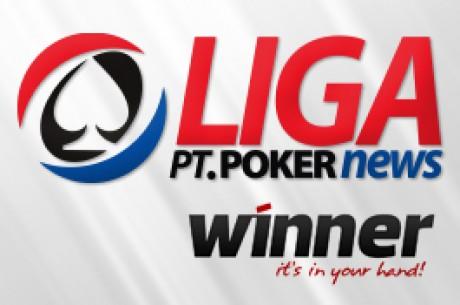 Liga PT.PokerNews - Hoje Joga-se a 9ª Etapa na Winner Poker