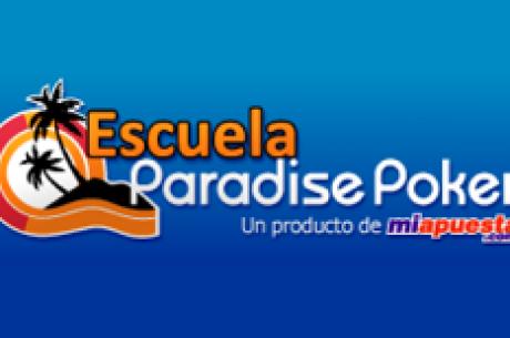 Escuela Paradise Poker: únete a los mejores para mejorar y ganar