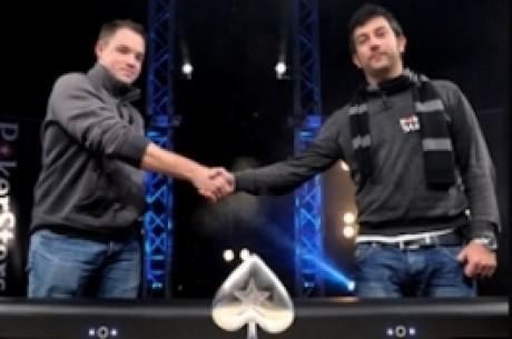 Kwaysser Valdemár Ákos megnyerte az Italian Poker Tour San Remo-i versenyét