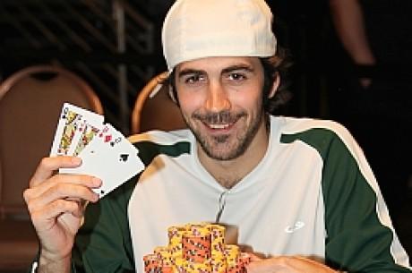 High Stakes Poker - Temporada 6 - Episodio 3 en vídeo - Jason Mercier entra y Hoivold sale