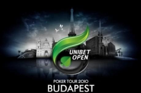 Täna algab Unibet Open Budapest