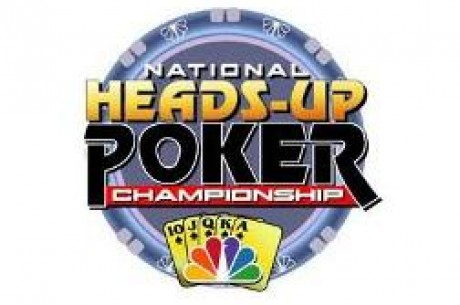 NBC National Heads-Up Poker Championship: Façam Suas Apostas