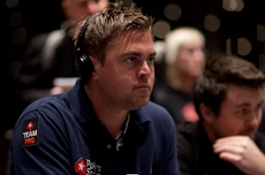 William Thorson ligger bra till i EPT Berlin