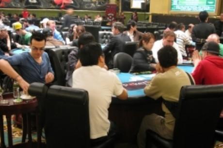 澳门扑克杯继续进行,红龙杯主赛事明天盛大开赛