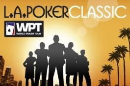 WPT La Poker Classic Main Event: Ma éjjel eldől minden