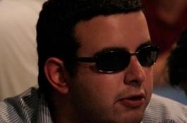Carlos Branco Qualificado para o Dia 2 Unibet Open Budapeste