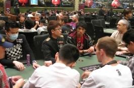 Red Dragonメインイベント 今夜PokerStarsマカオで開催
