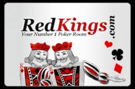 Серии турниров RedKings Poker  - $1 000 добавлено!