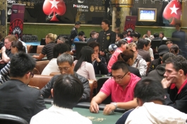 Macau Poker Cup's Red Dragon Main Event Kicks Off