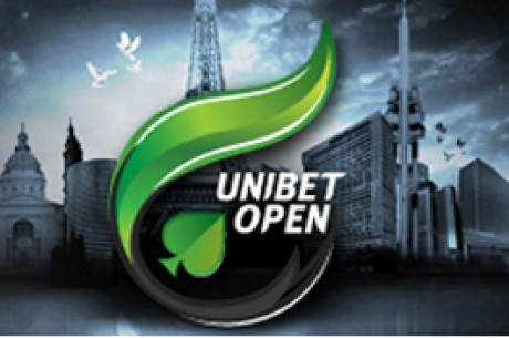 Teljes gőzzel fut az Unibet Poker Open Budapest 2010 - 1A nap