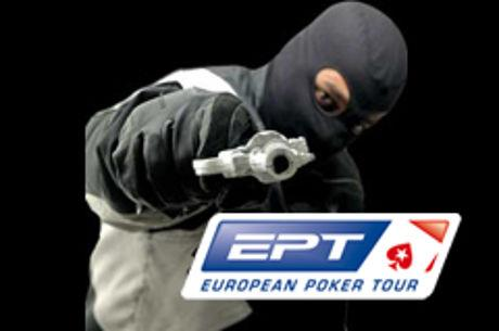 Atraco a mano armada en Berlín, ¡en pleno European Poker Tour!