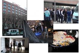 Въоръжен обир на ЕРТ Берлин (update)