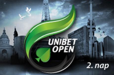 UNIBET OPEN Budapest 2. nap: Gáll Zsombor a döntőben
