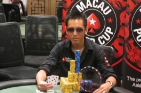 Raymond Wu赢得2010年红龙锦标赛冠军