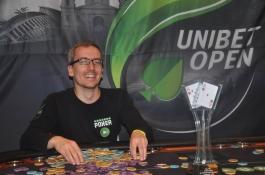 Unibet Open Budapeste - Anthon-Pieter Wink