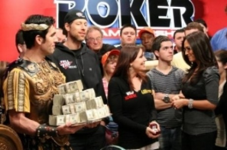 Annie Duke Vence o NBC National Heads-Up Poker Championship