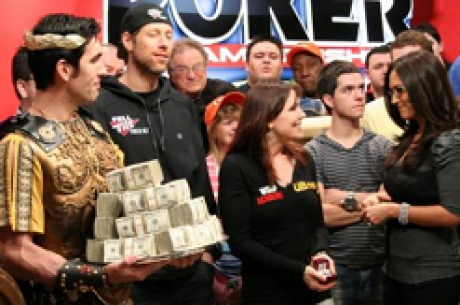Annie Duke gana el NBC National Heads-Up Poker Championship en Las Vegas