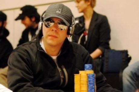 PokerStars.net EPT欧洲扑克巡回赛柏林站第四轮遭遇抢劫,Kevin MacPhee...