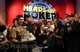 Annie Duke спечели NBC National Heads-Up Poker Championship
