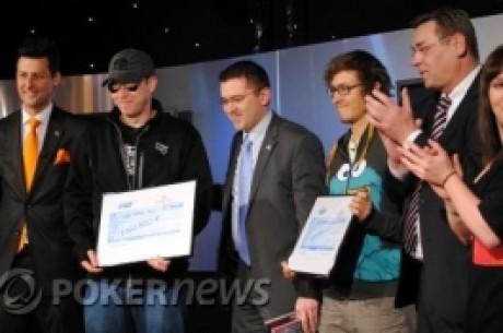 European Poker Tour Berlin, Финальный Стол: Kevin «ImaLuckSac» MacPhee...