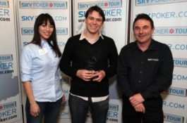 Ross Jarvis Wins Sky Poker Tour Luton, Shane Lynch Joins Ladbrokes + more